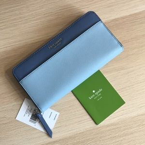 🔮✨SALE✨🔮 -Kate Spade Large Continental Wallet 🍂